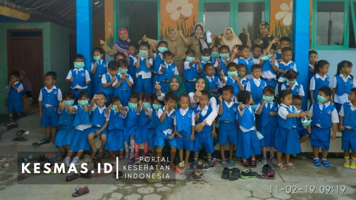 Edukasi Kesehatan Gigi dan CTPS se Kecamatan Lantung