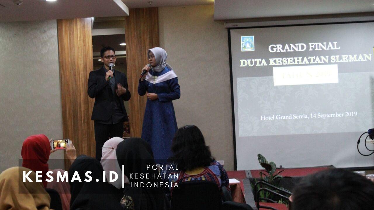 Grand Final Duta Kesehatan Sleman 2019