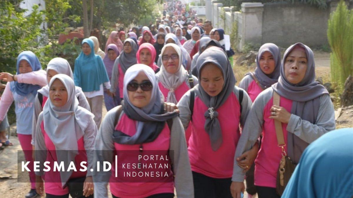 Kader Paguyuban TBC Kelurahan Kubangsari