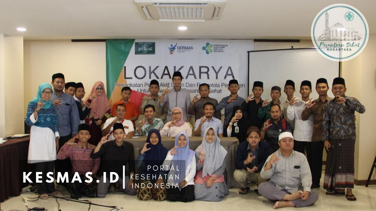 Kemenkes Bersama LK-PBNU Gelar Lokakarya Wujudkan Pesantren Sehat di Cirebon