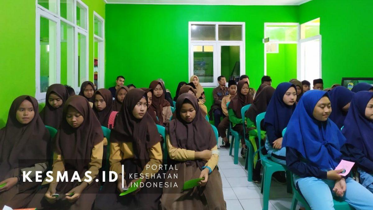 Puskesmas Culamega Gelar Lomba Promotor Kesehatan Remaja