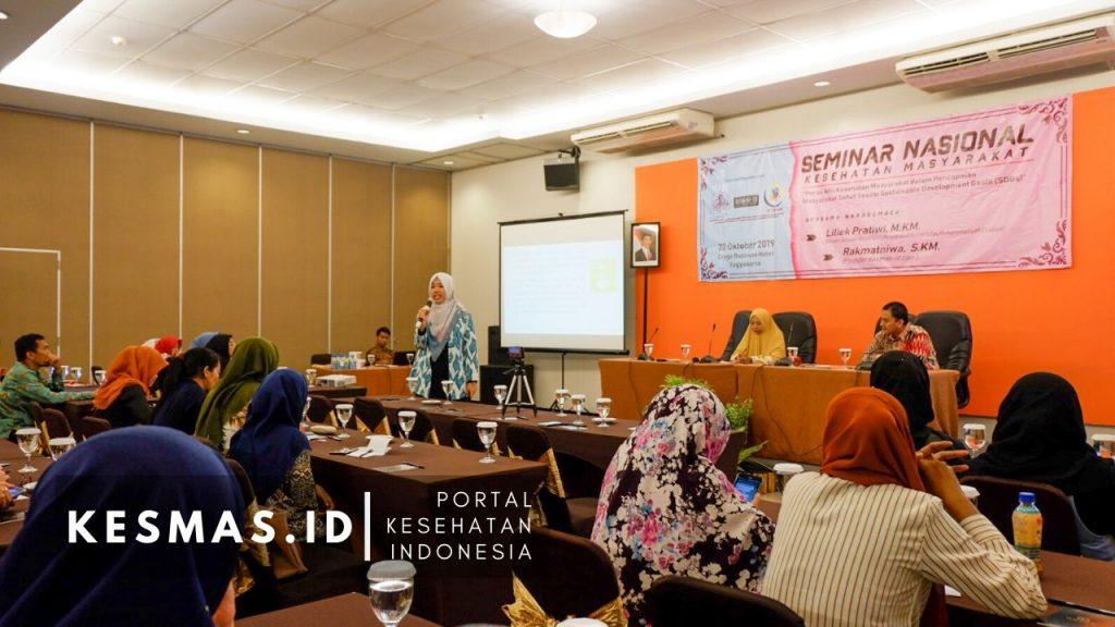 keIbu Lilik Pratiwi, M.KM, Dosen Kesehatan Masyarakat Universitas Muhammadiyah Cirebonsmas.id