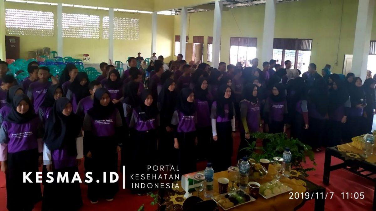 100% Desa di Kecamatan Cempaka Bentuk Posyandu Remaja