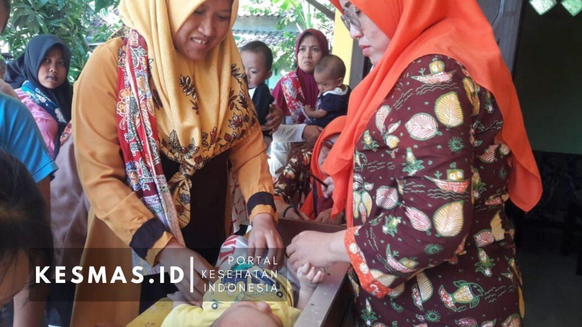 Ceting Desa, Inovasi Puskesmas Krangkeng Cegah Stunting