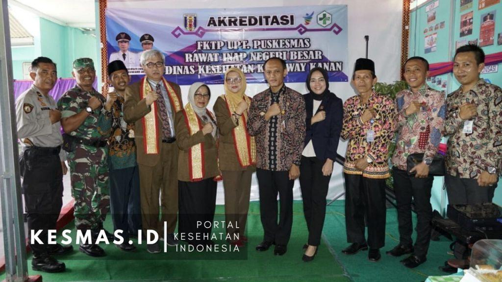 Kepala Dinkes Way Kanan Bapak Anang Risgiyanto, SKM., M.Kes