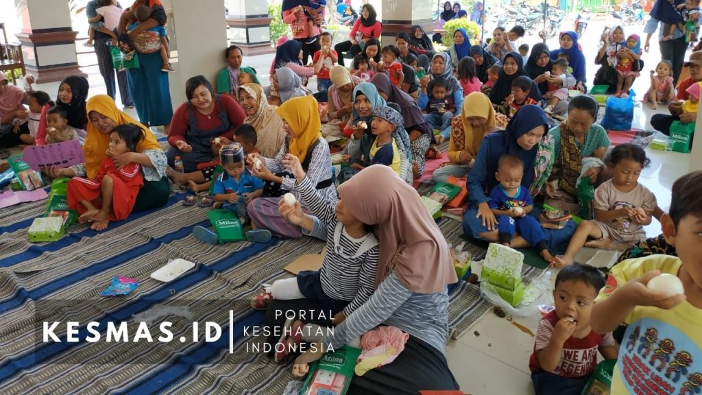 Masyarakat Ciledug Rayakan HKN ke 55