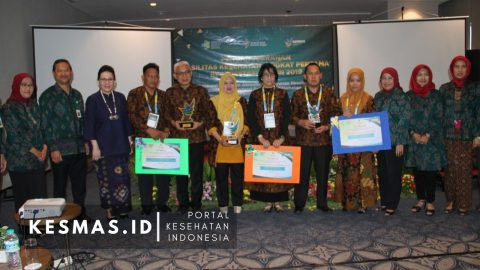 Puskesmas Parenggean 1 Raih Juara 1 FKTP Berprestasi 2019