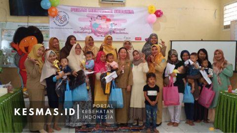 Dinkes Bangka Gelar Lomba Ibu ASI, Peringati PAS dan HKN ke 55