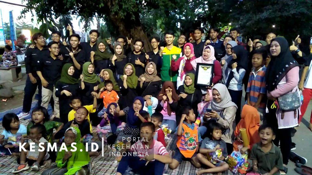 Komunitas SSC Bersama LLG RUmah Sehat Baznas Sidoarjo