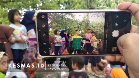 Rumah Sehat Baznas Sidoarjo Berikan Edukasi Kesehatan Kepada Anak Jalanan Bersama Komunitas SSC