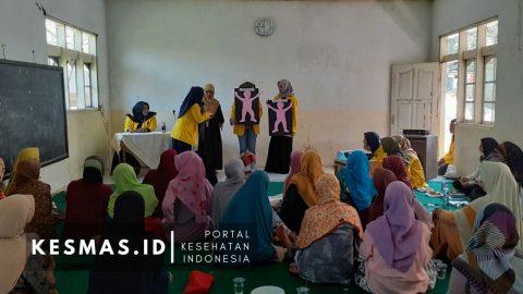Cegah TB di Gunungtanjung, Demi Indonesia Bebas TB 2035