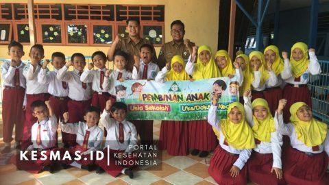 Dokter Kecil Sebagai Kader Kesehatan di Sekolah