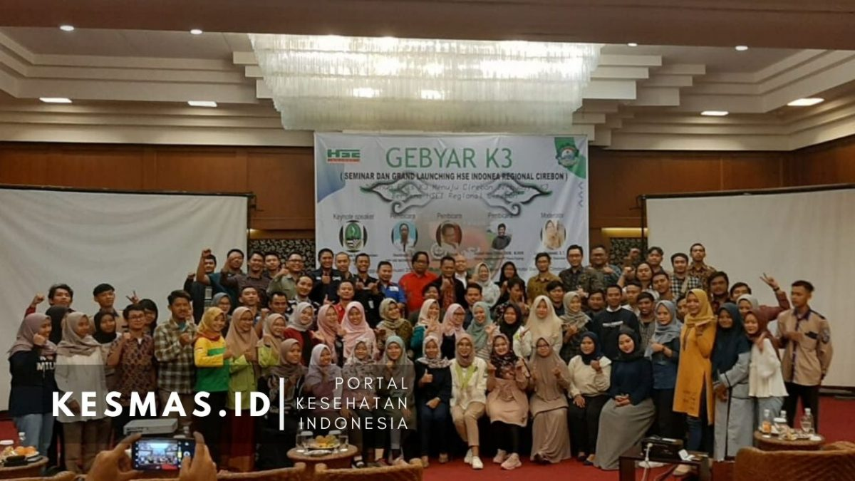 Grand Launching HSE Indonesia Regional Cirebon dan Seminar HSE
