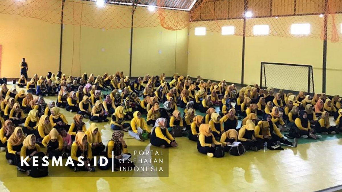 Kolaborasi Refreshing Kader Posyandu Puskesmas Rawabogo dan Puskesmas Ciwidey