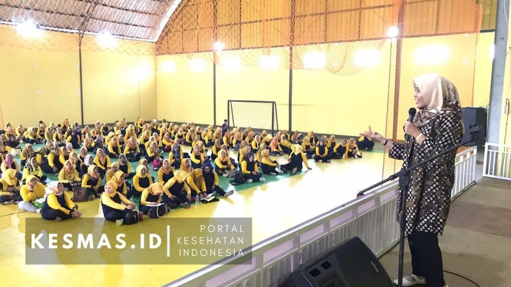 Refreshing Kader Posyandu Puskesmas Rawabogo 2020