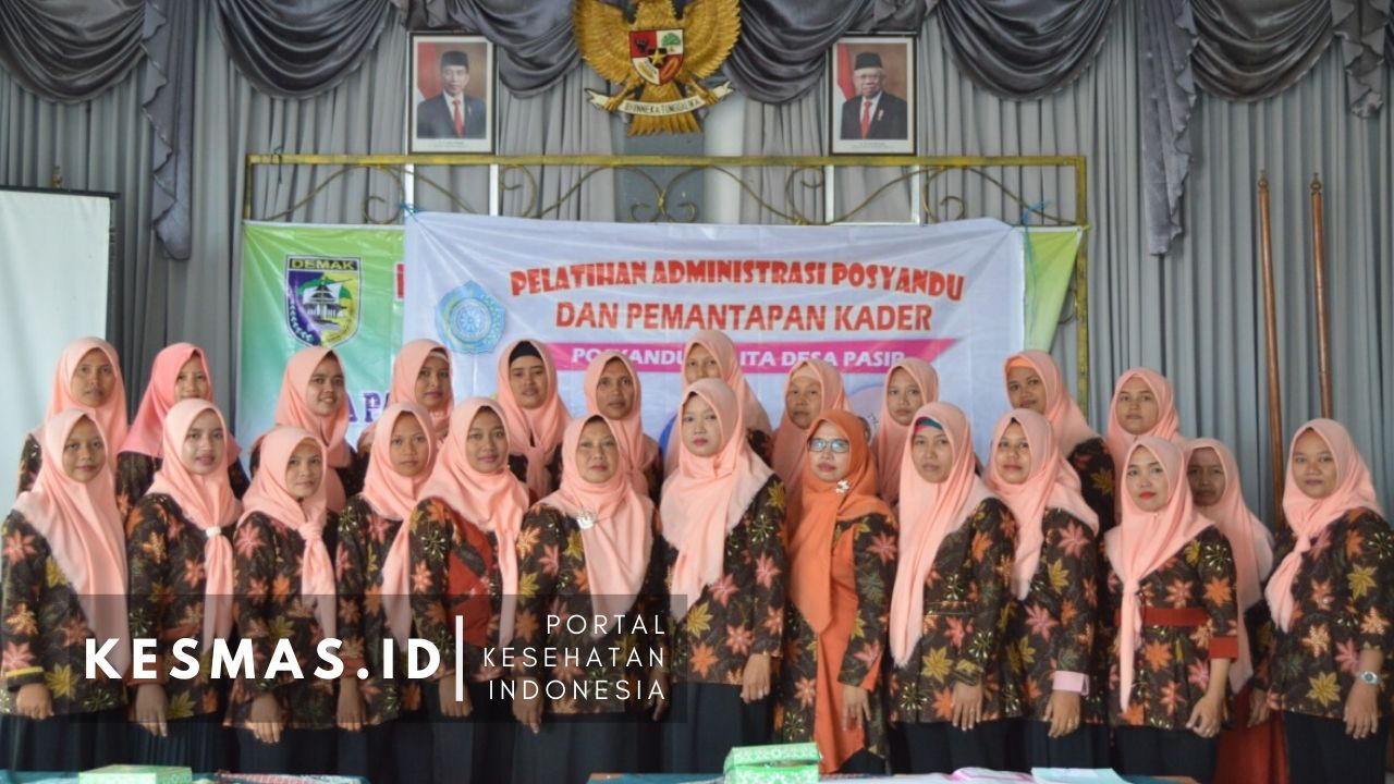 KKN, Mahasiswa FKM Undip Ini Buat Program Inovasi Posyandu