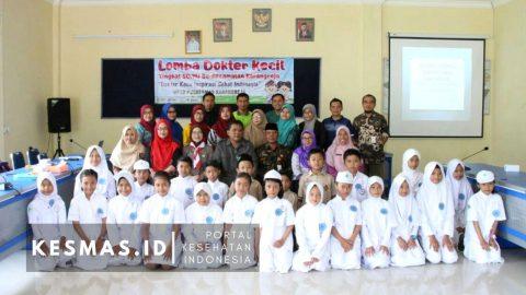 Lomba Dokter Kecil Tingkat SD/MI Se-Kecamatan Karangreja