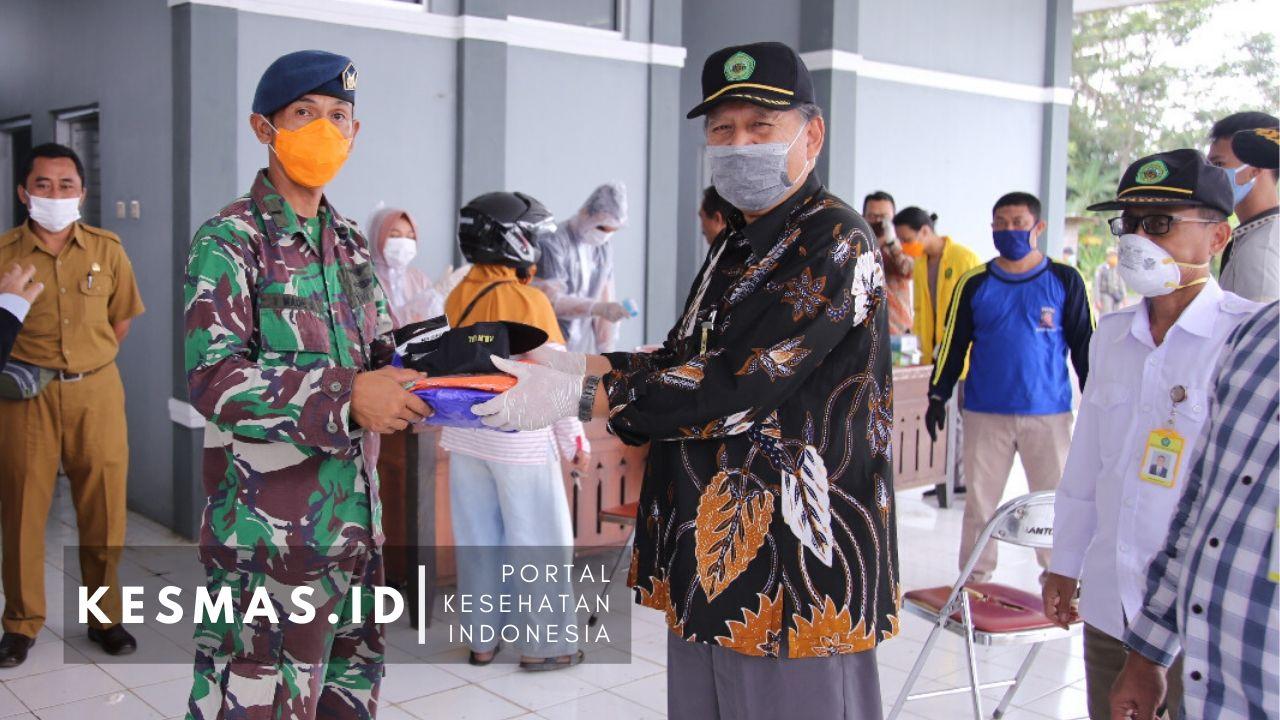 Cegah Penyebaran Covid-19, PKIE Universitas Siliwangi Lakukan Serangkaian Aksi di Kota Tasikmalaya