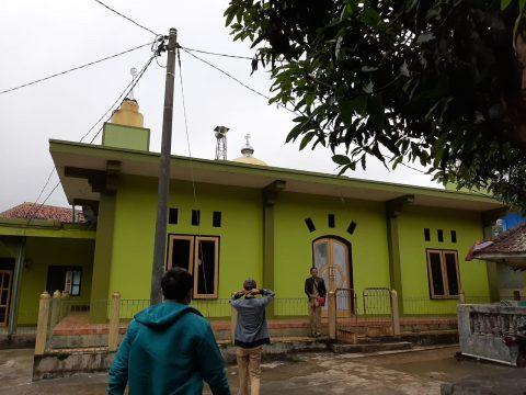 Lewat TOA Masjid, Puskesmas Culamega Edukasi Warga Mengenai Covid-19
