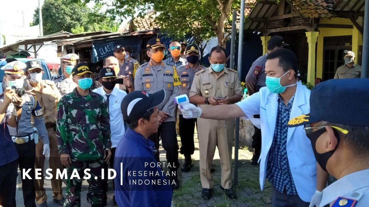 Manjing Kabupaten Indramayu Kudu Sehat