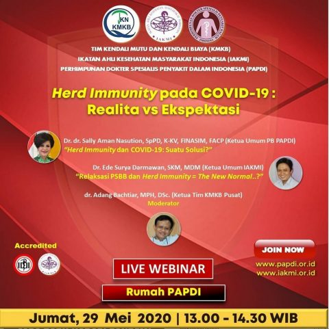 Herd Immunity pada COVID-19, Ekspektasi vs Realita