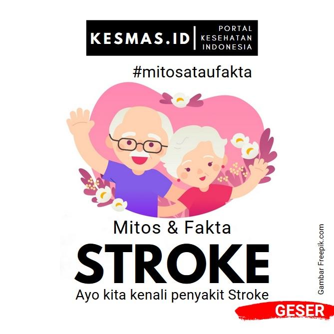 mitos dan fakta penyakit stroke