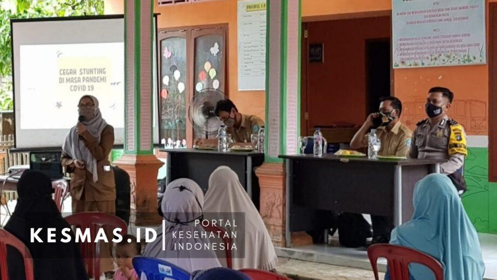 Dinkes Bangka Gelar kampanye Germas Cegah Stunting