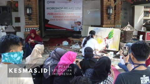 Memanfaatkan Seni Sebagai Media Kampanye Pencegahan Perkawinan Anak