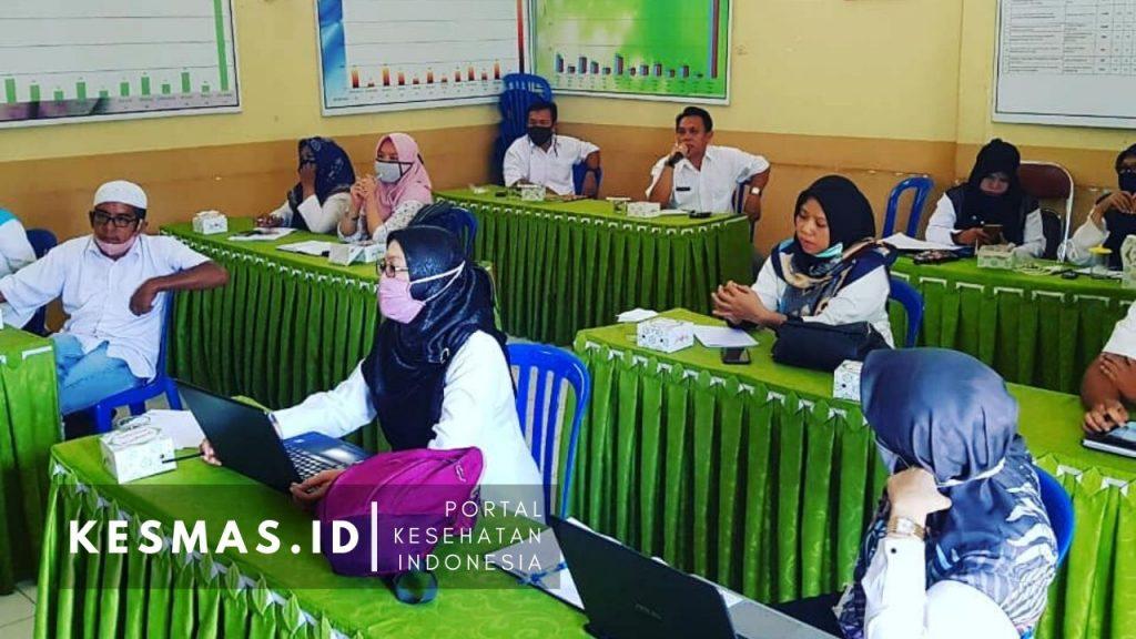 Peserta Rembug Stunting 2020 Kabupaten Bangka