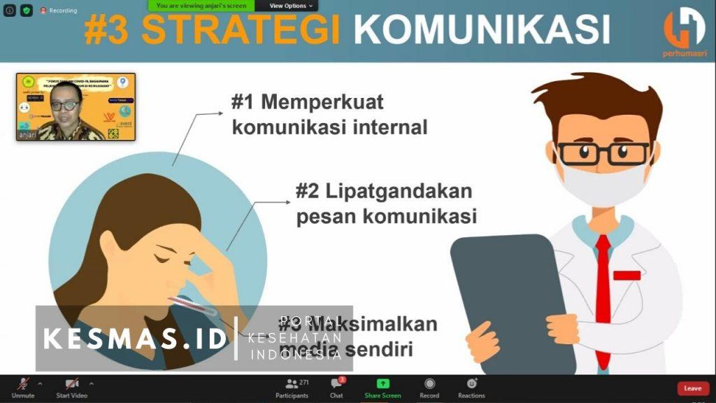 Strategi Komunikasi, Anjari Umarjianto