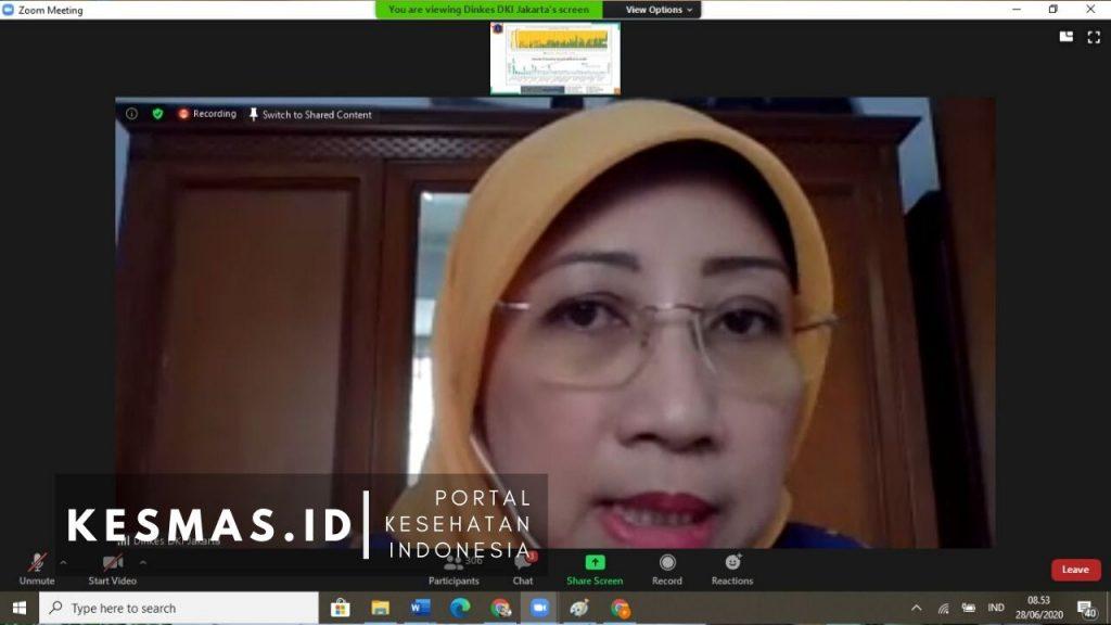 dr. Dwi Oktavia Handayani, M. Epid