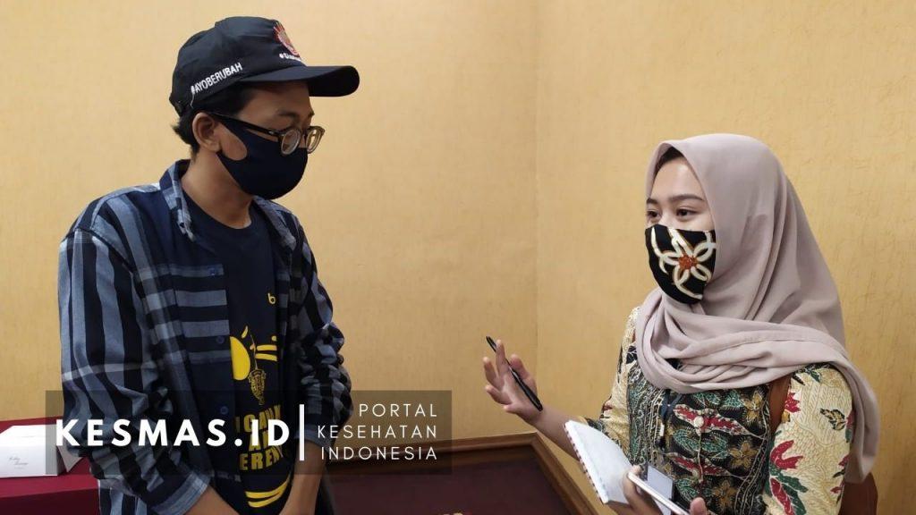Ketua Forum Genre DIY, Joni Prasetyo