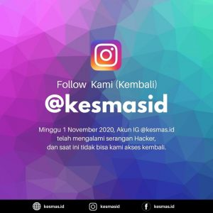 Follow Kesmas ID