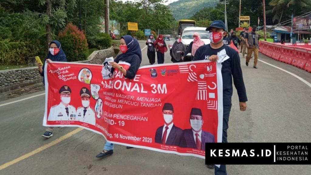 Sosialisasi 3M HKN 56 Dinkes Enrekang