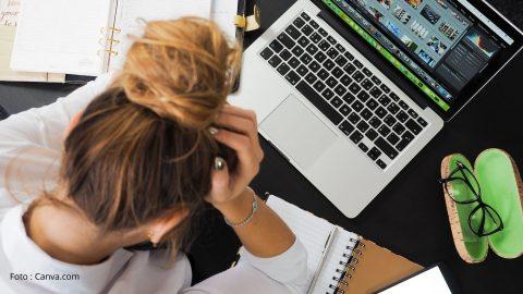 Kuliah Online Picu Stress Pada Mahasiswa