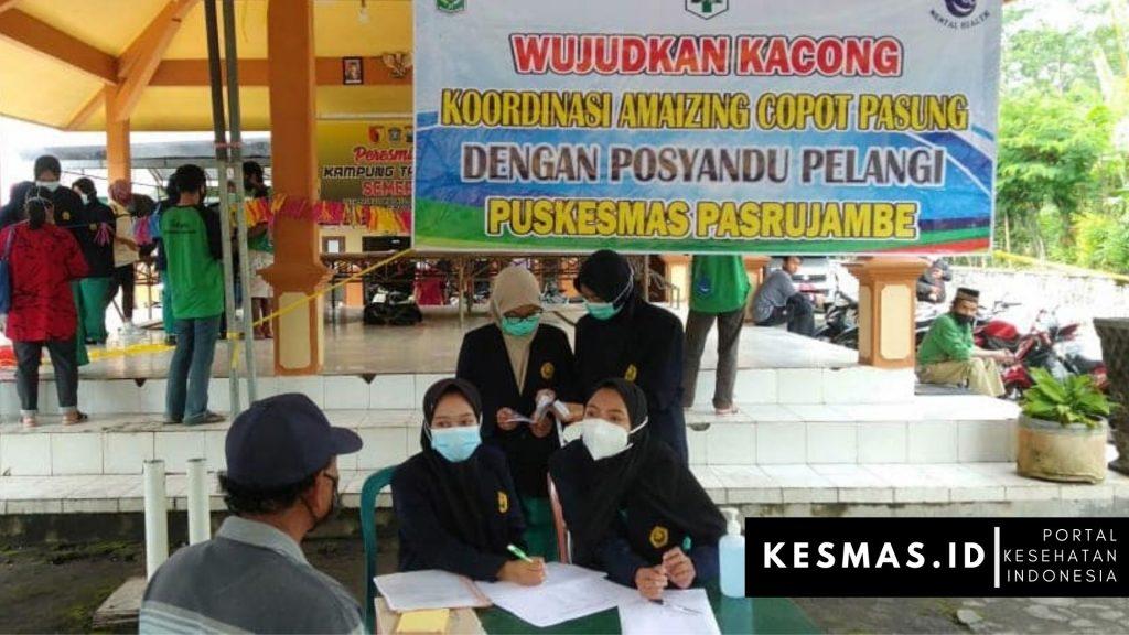 KKN Praktik Klinik Keperawatan Jiwa oleh Mahasiswa Program Studi D3 Keperawatan Fakultas Keperawatan Universitas Jember
