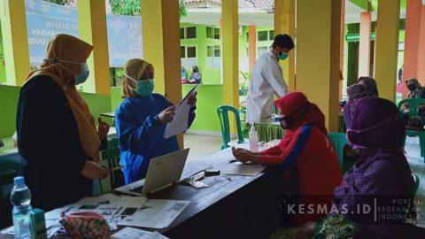 UPTD Puskesmas Tinewati Melaksanakan Kegiatan Prolanis Di Masa Pandemi Covid-19