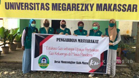 Edukasi Gizi Pada Remaja Putri & Peningkatan Kualitas Gizi Keluarga Pada Masa Pandemi