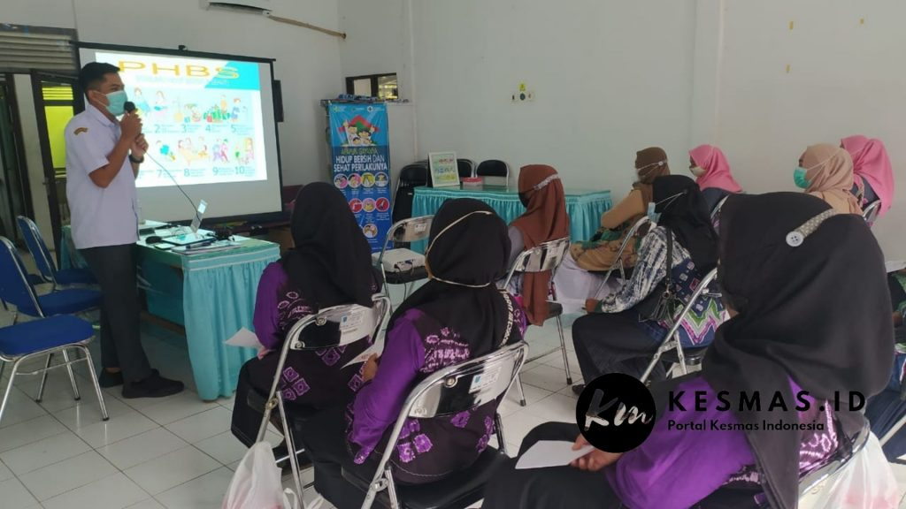 Kader Kesehatan Puskesmas Padang Batung