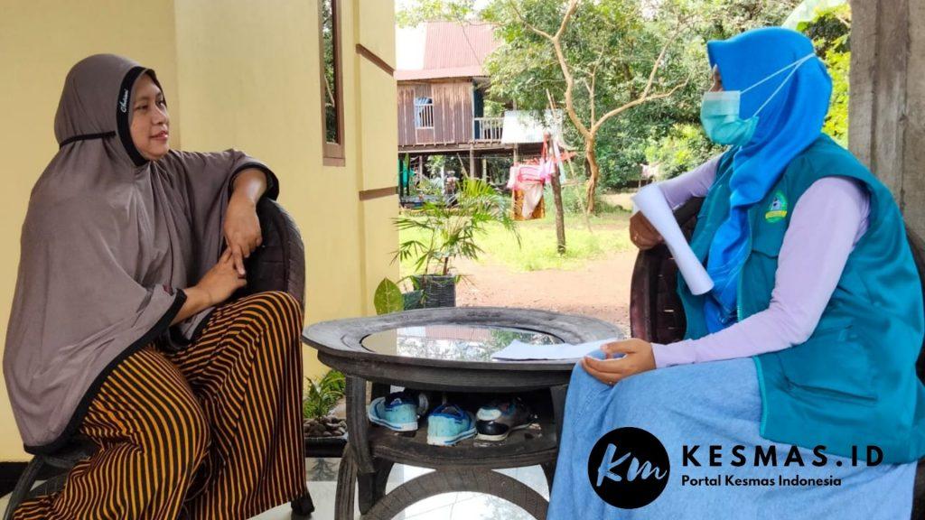 Pengabdian Masyarakat Dosen Mahasiswa Universitas Megareezky Makassar
