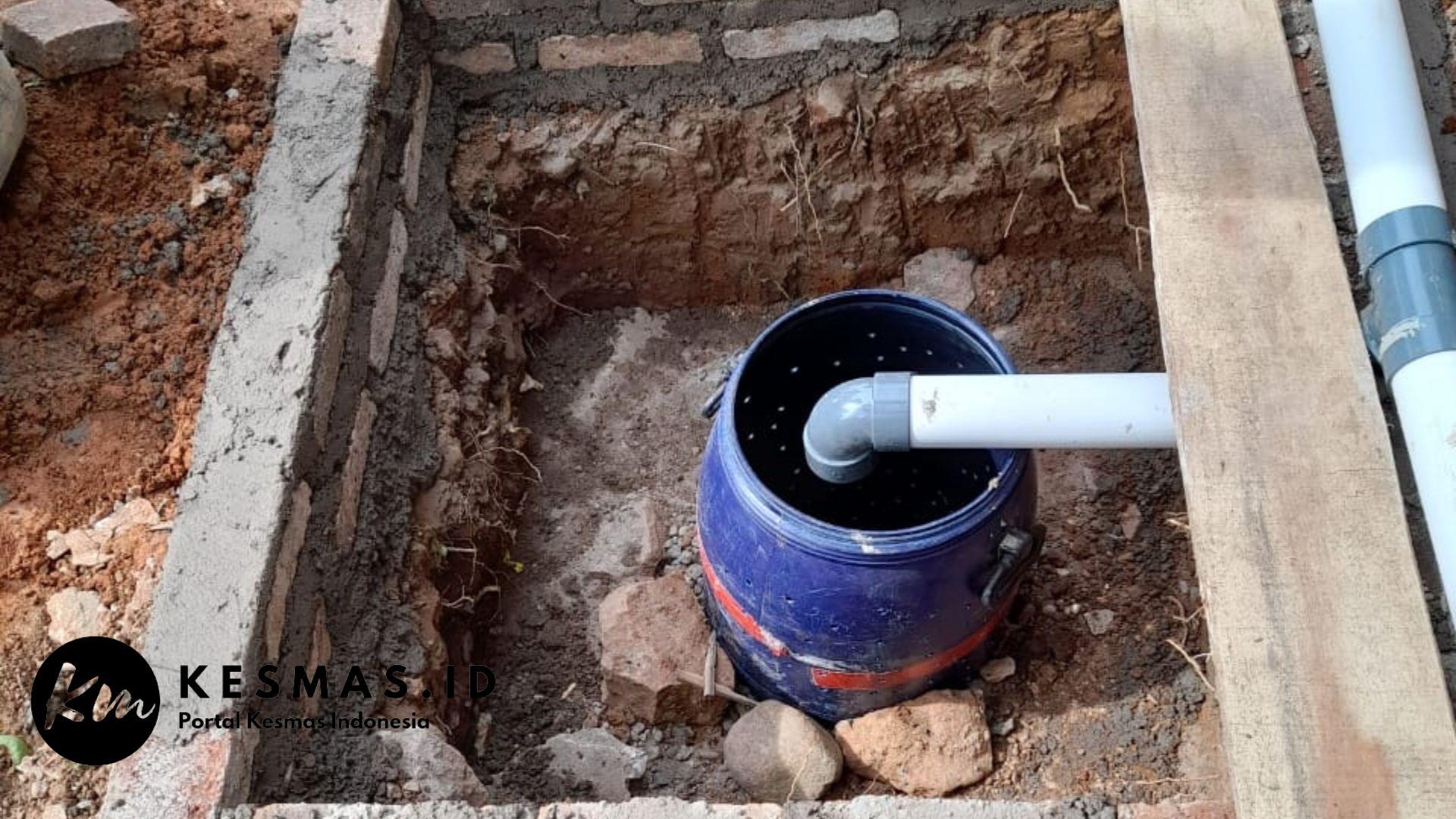 Saluran Pembuangan Air Limbah Sederhana