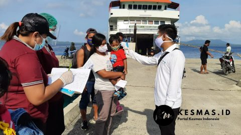 Upaya Nusantara Sehat Penugasan Kepulauan Terluar Dalam Penanganan Covid-19