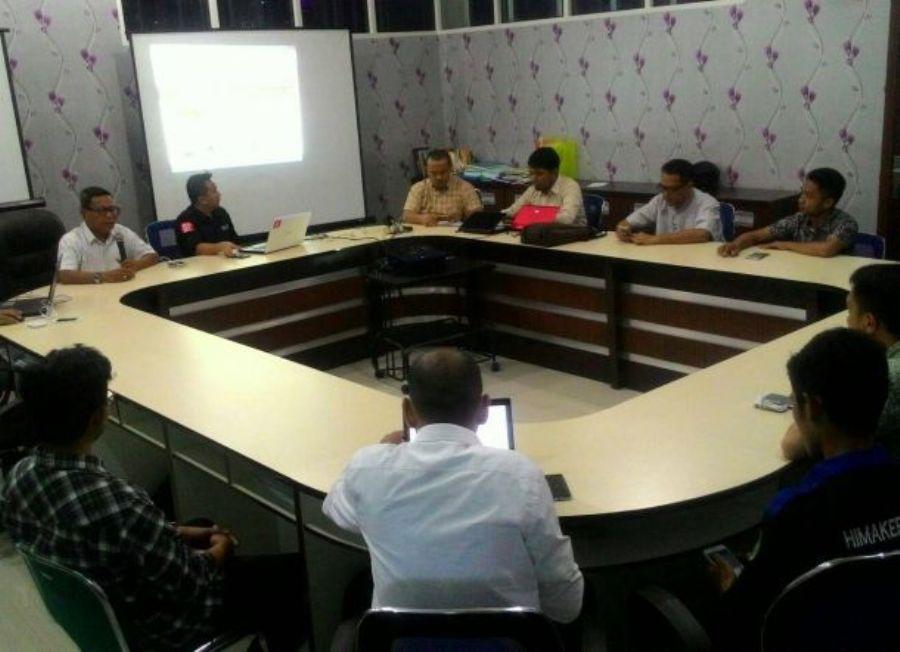 Dosen Muda FKM UMI Ikuti Pelatihan Menulis Berita