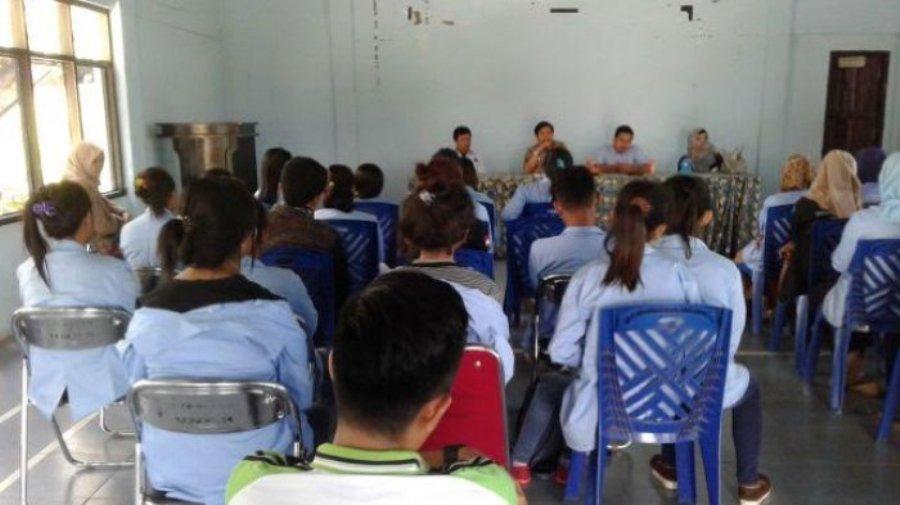 Mahasiswa FKM Pancasakti Makassar PBL di Maros