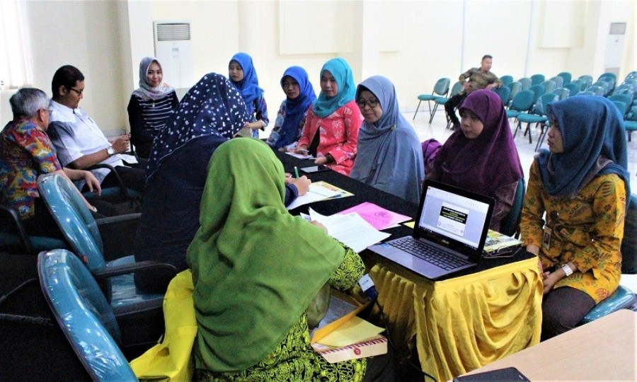 Stikes Umitra Tuan Rumah Ujikom SKM di Lampung