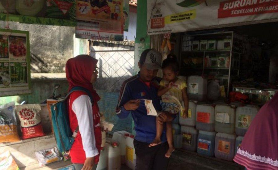 Diskes Apresiasi Gerebek Pasar TB Care
