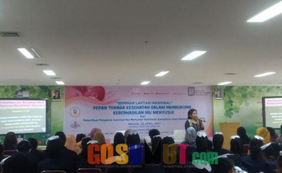 Promosi ASI Eksklusif Wajib Dilakukan Tenaga Kesehatan