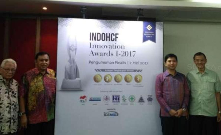 Pacu Inovasi di Dunia Medis, IndoHCF Gelar Kompetisi