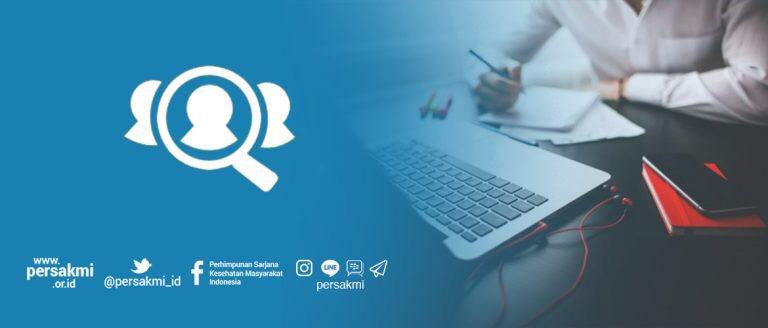 Lowongan Kerja Sarjana Kesehatan Masyarakat sebagai Staf Operasional di PT. Bandung Dipa Sinergi