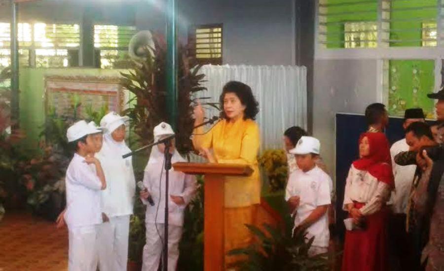 Padang KLB Difteri, Menkes Luncurkan Outbreak Response Imunization